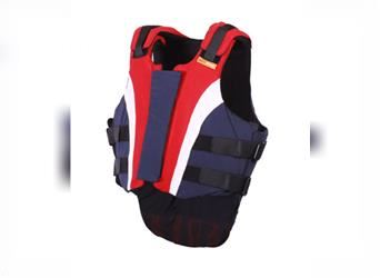 Horse Riding Equipment - Body Protector, Shoulder Pads, Back Supports