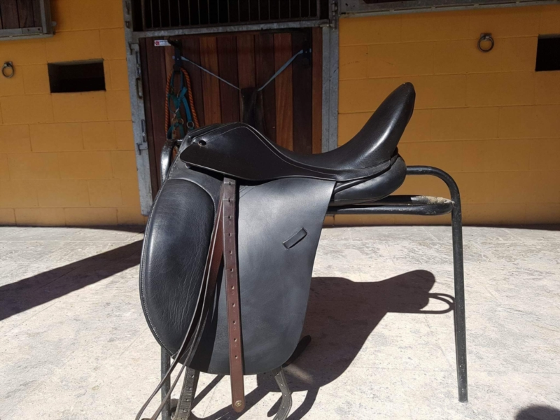 Only 10 times used Dressage Saddle from Spain